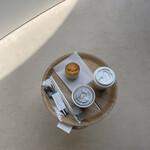 豊島美術館カフェ -