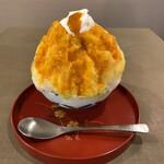 ミトラタカセ - マンゴーかき氷