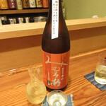 枯淡 - みむろ杉 特別純米 冷酒 一合 1100円 (2021.5)