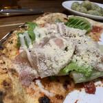 Italian Kitchen VANSAN - 生ハムピザ