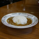 元祖インドカレー 小いけ - 料理写真: