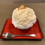 ミトラタカセ - 味醂粕かき氷