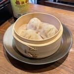 初代 田中餃子 - 小籠包。                                 美味し。
