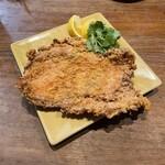 初代 田中餃子 - ジーパイ。                                 美味し。