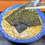 肉煮干中華そば 鈴木ラーメン店 - 大きな海苔