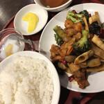 中華料理 華景園 -