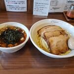 151189828 - 黒胡椒つけ麺