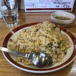 東園 - 料理写真:大盛り焼めし¥800