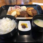 本格手作り洋食家 紀しん - 料理写真:Aセット¥1,120