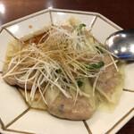 中華風家庭料理 ふーみん - ネギワンタン