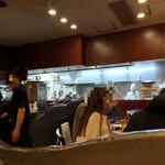 中華風家庭料理 ふーみん - 調理人多し、人気店ですね