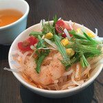 中国料理 吉珍樓 - 日替りサラダ