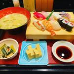 おらんく家 - 寿司