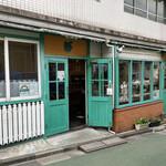 亀井堂 - 外観