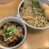 葵 aoi - 料理写真:醤油つけ麺200g+味玉+味玉  800円+100円+100円