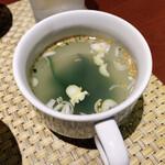 ポポラーレネオ - スープ