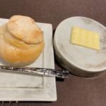 レストラン カズ - パンとバター