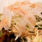 Osakanajakku - ランチサラダ