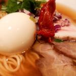 Osakanajakku - 宍道湖しじみスープのラーメン(塩)