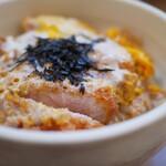 とん喜 - 特製カツ丼