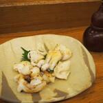 吉野鮨本店 - 下足 塩焼き