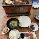 片山水産 - さー食べるぞー\(^o^)/