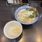 151230007 - 奥原流つけ麺 ごま味噌 普通400g + 味玉トッピング