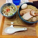 151234997 - 特製 青唐辛子酸辛つけ蕎麦 麺大盛