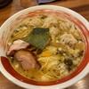 麺屋 悠 - 料理写真:麺屋 悠(味噌ワンタンメン)