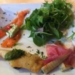 オステリア ウマーノ - 前菜