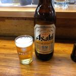 庄助 - ビールに、