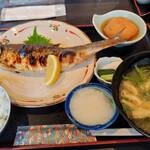 和食処 きむら - ニシン焼き定食