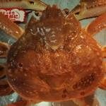 割烹やま - 松葉蟹
