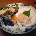 15125889 - ホタテとホッキ貝