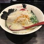 屋台拉麺一's - 豆乳拉麺