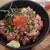 丸秀鮮魚店 - 博多丼