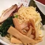 ななふく - ざるラーメン(の麺)