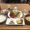 ikkakushokudou - 料理写真:トリプルフィッシュ定食¥1,000