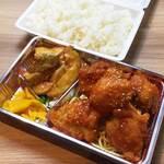 博多水炊き 大和 - 油琳鶏弁当
