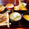 Tomo - 料理写真:ミニ天丼、そば御膳