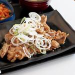 吉野家 - 牛カルビ皿