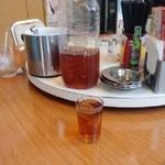 15127185 - セルフのウーロン茶