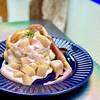 レインボーパンケーキ - 料理写真:
