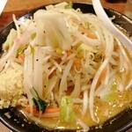 トナリ - 味噌タンメン 8¥0円