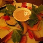 15128449 - 生野菜 バーニャカウダ