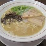 麺ダイニング 福 - 博多ラーメン白