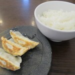 麺ダイニング 福 - 餃子セット