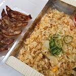 餃子食堂 マルケン - 焼めしセット(Aセット)