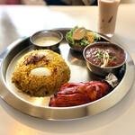 インド料理 インディアンハット -