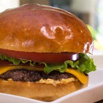Craft Burger co. - Cheese Burger